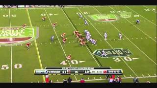 Luke Kuechly vs Nevada 2011 (Kraft Fight Hunger Bowl)