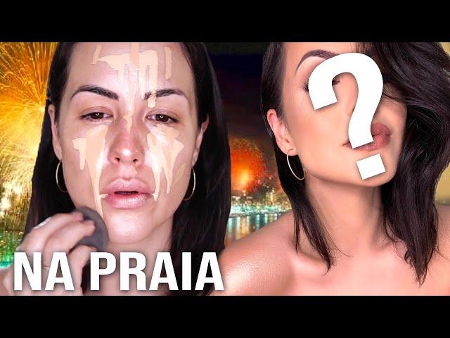 TRANSFORME-SE COMIGO PARA ANO NOVO NA PRAIA  - Bruna Malheiros