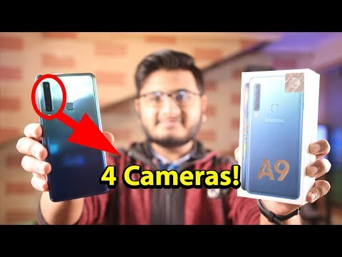 Samsung Galaxy A9 | Price in Pakistan Is Insane 😱😱😱