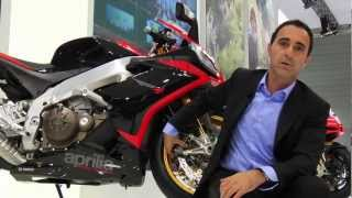 4. 2013 Aprilia RSV4 Factory APRC ABS - Technical highlights