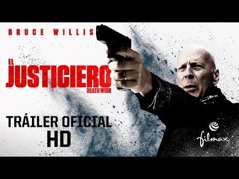 """El Justiciero - Tráiler oficial 60""""?>"""