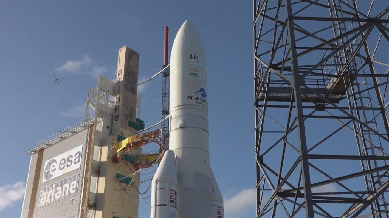 """""""Ιδιαίτερα σημαντική για την Ελλάδα η εκτόξευση του δορυφόρου Hellas Sat 4"""""""