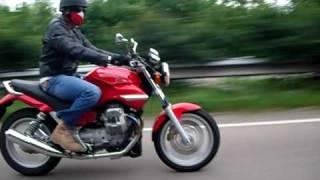 2. 2007 Moto Guzzi Breva 750