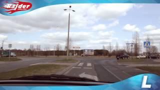Rajder - Toruń trasy egzaminacyjne - manewr zawracania - Prawo jazdy Toruń