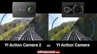 Video YI 4K Action Camera 2 vs YI 1 (1080p 60fps / Image Stabilizer) MP3, 3GP, MP4, WEBM, AVI, FLV Mei 2017