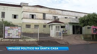 Duartina: Santa Casa enfrenta problemas financeiros e funcionários estão sem receber
