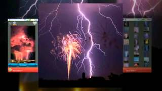Lightning Storm HD Wallpapers YouTube video