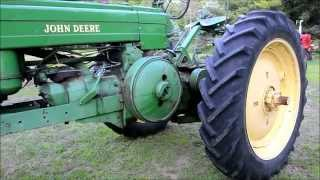 I came across a Craigslist ad the other day for a 1946 John Deere Model A.  It's mechanically sound, not too pretty but not too rough.  Take a look and let me know what you think.