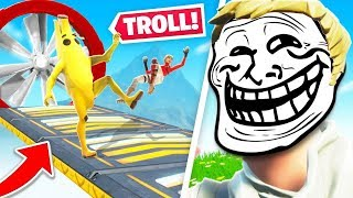 I Played The Most ANNOYING Troll Map in Fortnite...