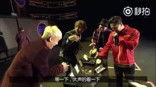 2016 BIGBANG MADE [V.I.P] TOUR Diary part3 ©inke映客