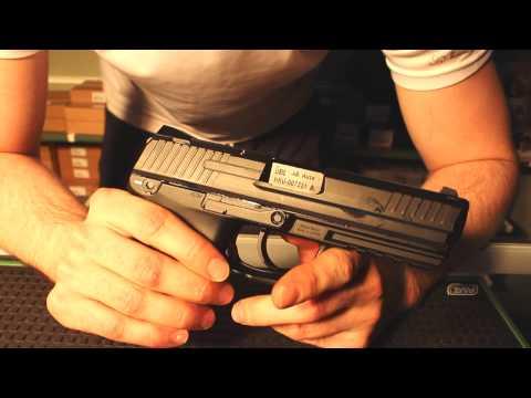 Tokyo Marui HK45 GBB Pistol Review