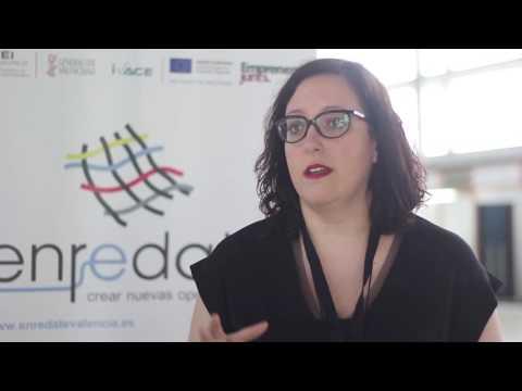 Entrevista a Paloma Silla, CEO Paloma Silla Comunicación en Enrédate Requena[;;;][;;;]