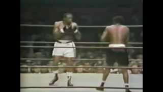 Sonny Liston Vs Henry Clark (July 6, 1968)