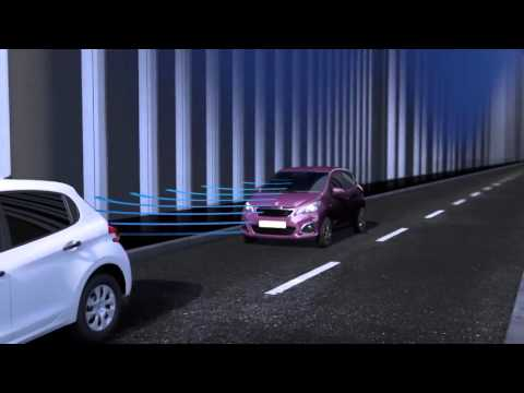 Peugeot Active City Brake