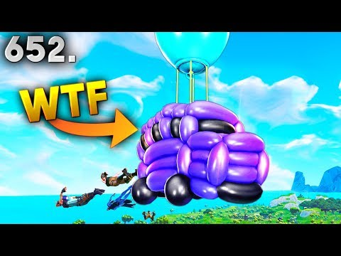Funny clips - Fortnite Funny WTF Fails and Daily Best Moments Ep.652