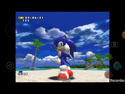 """Sonic Adverture#2 """"Rescatar a Tails"""""""