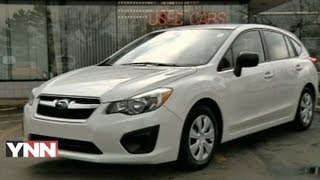 2012 Subaru Impreza: Expert Car Review By Lauren Fix
