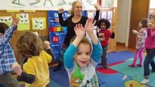 Video Full of Joy Yoga: Superhero Affirmations! MP3, 3GP, MP4, WEBM, AVI, FLV Desember 2018