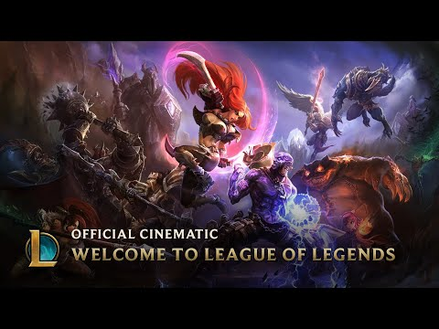 Video 0 de League of Legends: Trailer de League of Legends