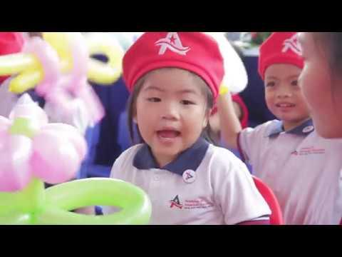 AAE GRAND OPENING - KHÁNH THÀNH & KHAI GIẢNG NĂM HỌC MỚI 2017 - 2018