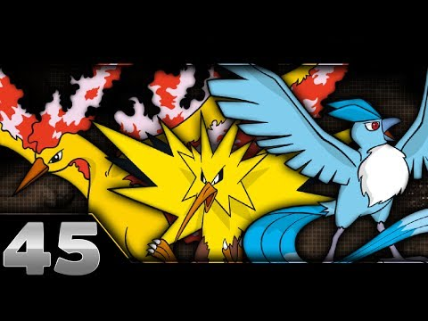 Pokemon X and Y - Part 45 - Catching Moltres/Zapdos/Articuno [Post-Game]