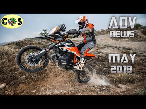 ADVENTURE NEWS: BMW F850GS Adventure, KTM 790 Adventure, Moto Guzzi V85 and Yamaha T7
