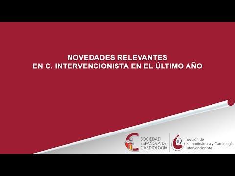 Novedades en Cardiología intervencionista