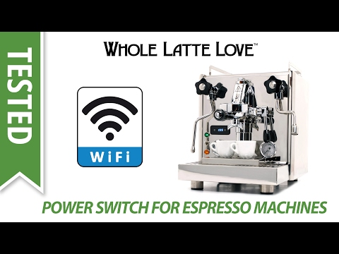 Tested: WiFi Timer Switch for Espresso Machines