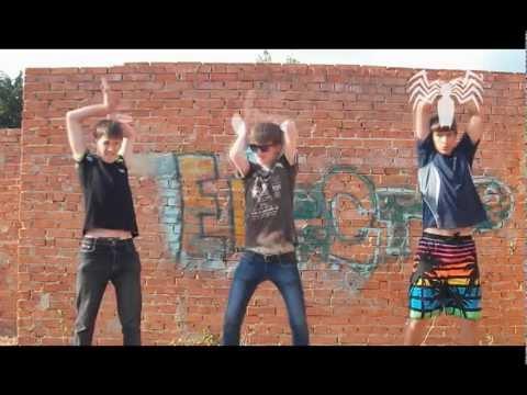 Electro dance. Россия, Кадымскар