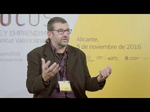 Entrevista a Raúl Contreras, técnico de economía solidaria de Fundación InnDEA Valencia[;;;][;;;]