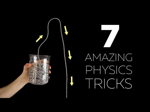 7 Incredible, Easy and Fun Physics Experiments You Can Do