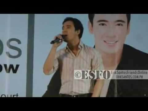 Erik Santos Live : Festival Supermall Alabang April 28, 2013 - Kulang ...