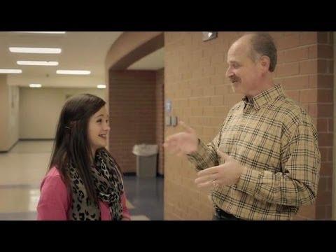 Student Impact Stories: Jon Parrott 2014 Iowa Teacher of the Year Finalist