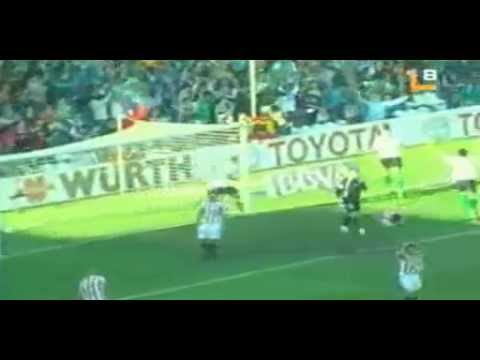 Los mejores goles de Nikola Zigic