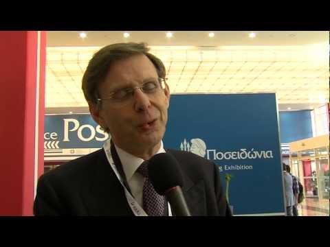 Shipowners Forum 2012 @ Posidonia - Martin Stopford