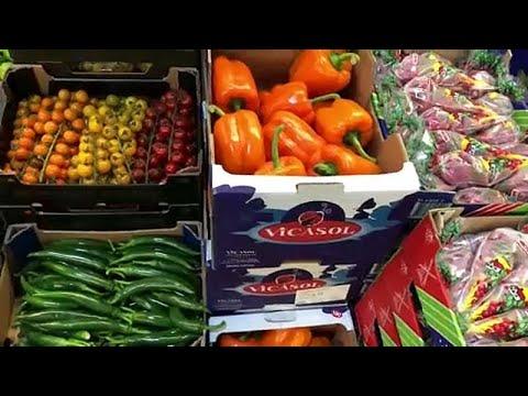 Großbritannien: Großhändler in London besorgt über Brexit