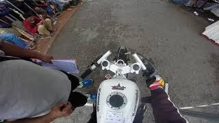 #173 Rio Jangkrik | Ninja 150 |ASM | Open Kepri Cup II Drag Bike 2017