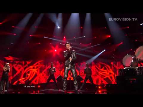 Ireland - Powered by http://www.eurovision.tv Ireland: Ryan Dolan - Only Love Survives live at the Eurovision Song Contest 2013 Semi-Final (1)