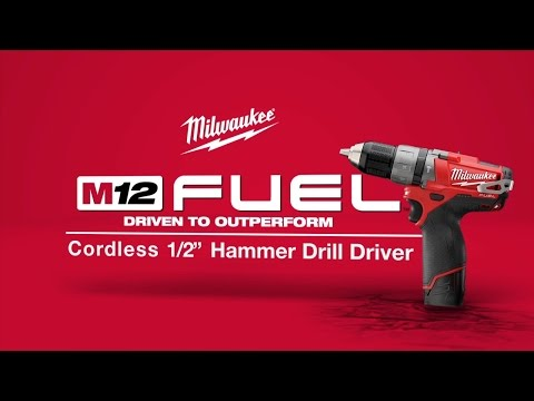 2404 - With up to 350 in-lbs of torque the M12 FUEL™ ½