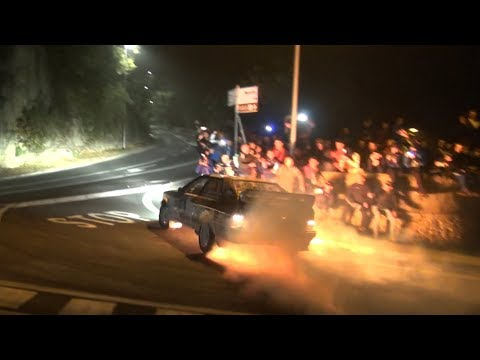 15° Rallylegend 2017 - Night Show: Flames & Action! [HD]