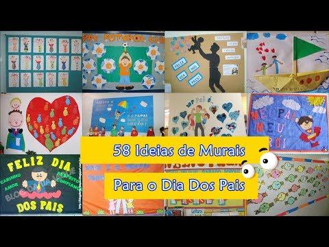Imagens de dia dos pais - 58 Ideias de Murais Para o dia dos Pais
