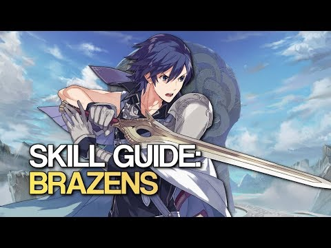 Fire Emblem Heroes (Not So) Sleeper Skills: Brazens