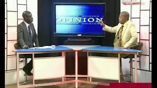 SIDY LAMINE NIASS dans OPINION : Si la manifestation est interdite...