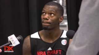 DeWayne Dedmon Draft Combine Interview