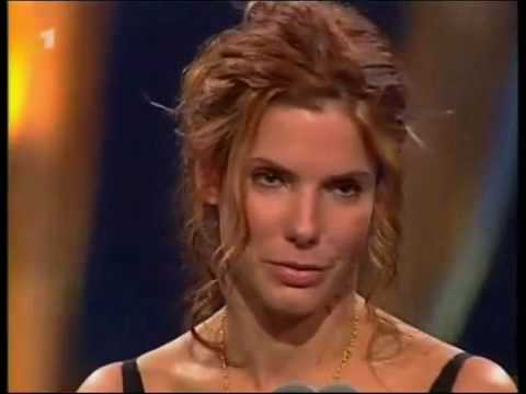 Sandra Bullock Speaking Fluent German