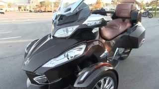 3. Used 2013 Can-Am Spyder RT Limited