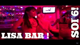 Soi 6 Lisa Bar 2 Pattaya Thailand Night Life Oct 7th 2013
