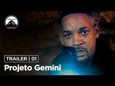 Projeto Gemini   Trailer oficial #1   LEG   Paramount Pictures Brasil