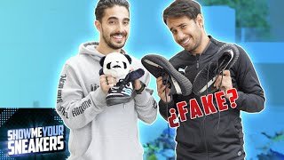 Video WEREVER NOS MUESTRA SU COLECCIÓN DE SNEAKERS ¿Usa fake? MP3, 3GP, MP4, WEBM, AVI, FLV Agustus 2018
