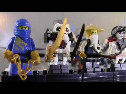 Blue Ninja Go - LEGO ALLEYWAY LEGO Ninjago 2521 Lightning Dragon Battle, Blue Dragon.